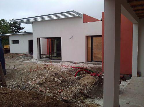 Construction d une maison bbc aytr 17440 etude thermique r alis e pour obt - Economiser construction maison ...